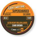 Fir ProLogic Leader Supercharged Camo Brown 40Lbs/10m
