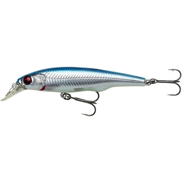Vobler Savage Gear Gravity Twitch SR 8.3cm 10g Albastru Chrome