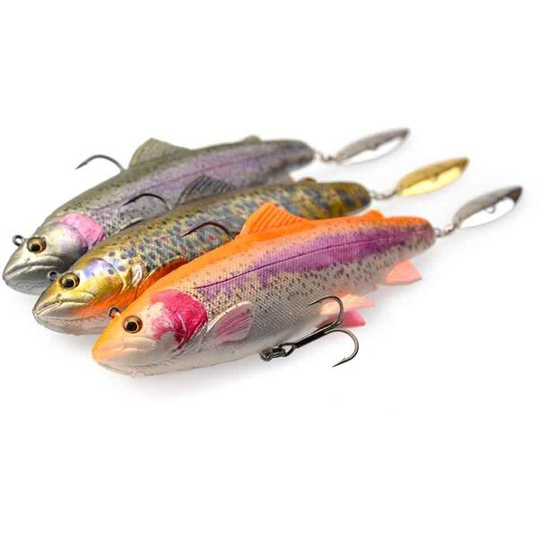 Savage Gear 4D TROUT SPIN 11CM/40G MS 02