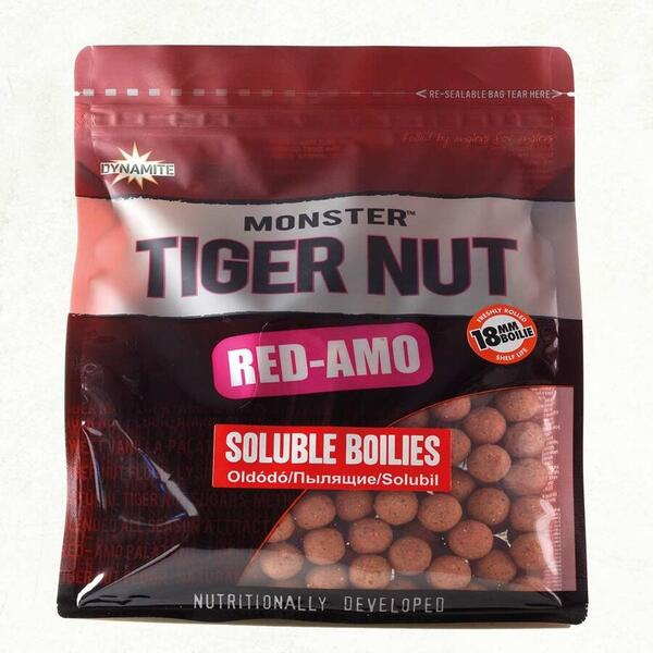 Dynamite  Baits Red Amo boilies solubil