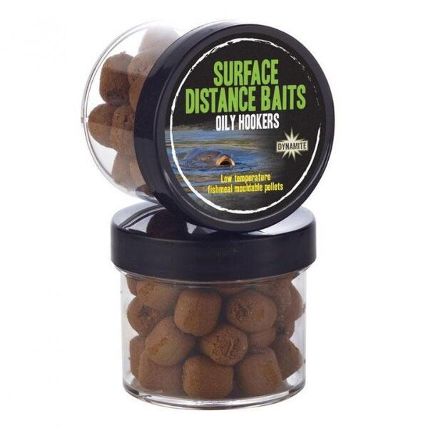 Dynamite  Baits Floating Distance Surface Paste - Brown Cutie