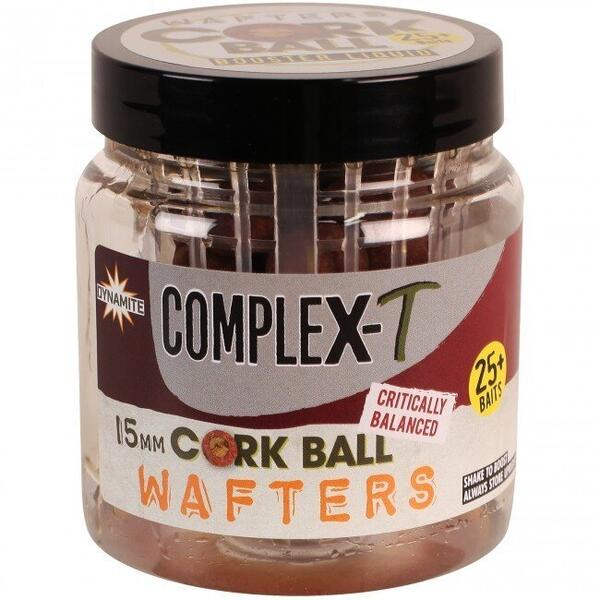 Dynamite  Baits CompleX-T Wafter- 15mm cutie