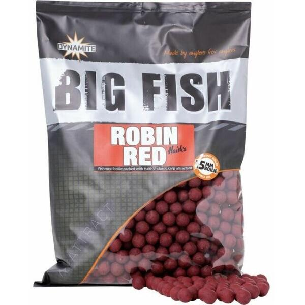 Dynamite  Baits Robin Red boilies 15mm 5kg