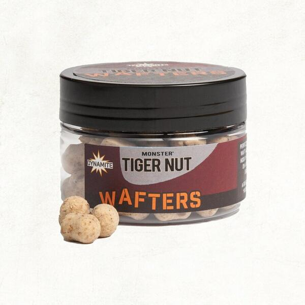 Dynamite  Baits Monster Tiger Nuts Wafter Dumbells  - 15mm cutie